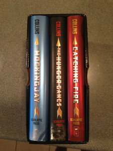 The Hunger Games Hardcover Box Set