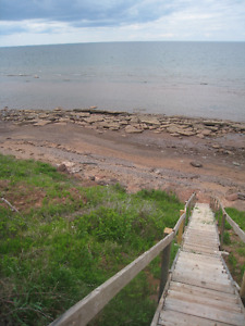 Rustic cottage on the Northumberland Strait
