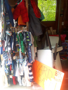 GARAGE SALE QUISPAMSIS