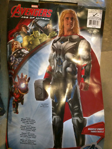 Adult XL Thor costume