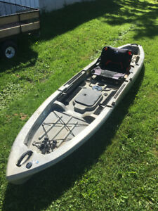 Ascend FS12T Fishing Kayak