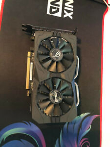 ASUS Strix RX 560 4GB Gaming Video Card