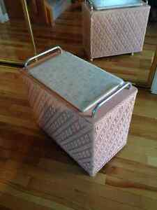 Vintage Clothes Hamper, Bench & Trunk All-in-One! Kitchener / Waterloo Kitchener Area image 2