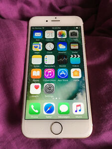 16GB Gold & White iPhone 6