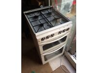 Double gas cooker Elite G500 SI -used