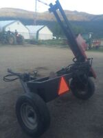 Flexi-coil post pounder, great condition