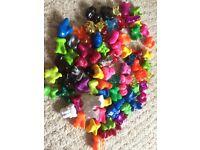 Various jelly beanz and bonehead figures- boys toys