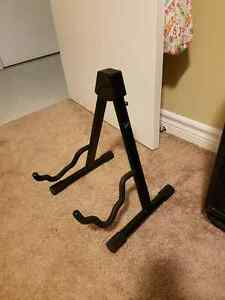Acoustic guitar stand  $15 London Ontario image 1