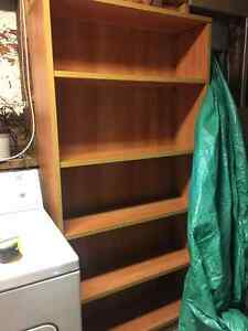 Canadian Made Professional Bookcase ($250 OBO)