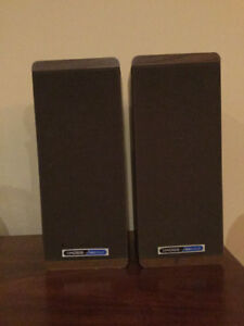 Two Koss speakers for sale