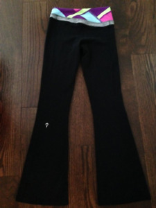 Girls Ivivva Yoga Pants - Size 6