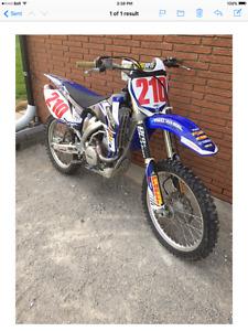 2009 yz450f
