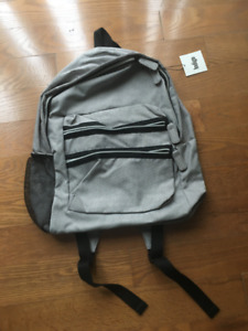 BRAND NEW grey backpack from Indigo