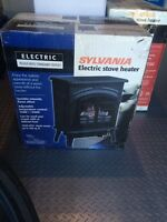 Electric fireplace, 3 available