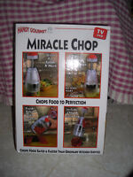 Miracle Chop Fast Easy Safe