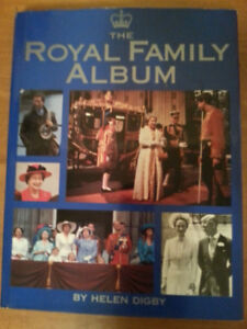 Diana and The Royal Family Album.Take 4 books for $25.