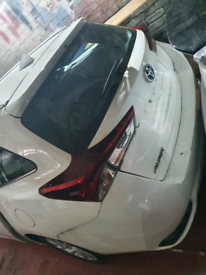 2018 Toyota auris for breaking