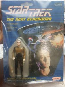 Galoob Star Trek The Next Generation Lieutenant Commander Data