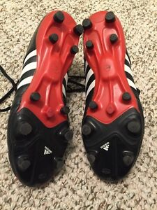 Adidas outdoor soccer shoes size 8.5 adult London Ontario image 3