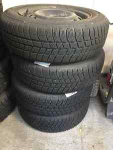 Barum POLARIS3 Winter Tires (185/65 R 15) Kitchener / Waterloo Kitchener Area image 3