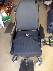 Electric Power Wheelchair
