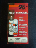 K&N Air Filter Recharger - Never Used