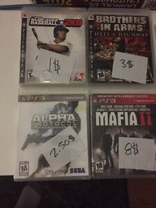 PS3 games Cheap