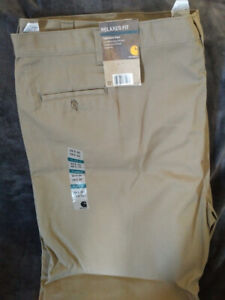 NEW NEVER WORN -  Carhartt Relaxed Fit Twill Work Pants -  58x30