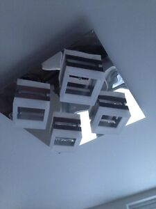 Brand new in box dimmable LED modern ceiling light