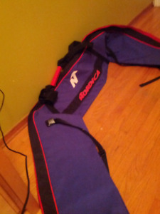 "Nordica ski bag 84"" long"