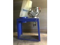 3 phase dust extractor