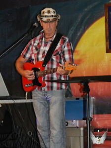 chanteur  musicien country retro