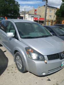 Nissan Quest for sell