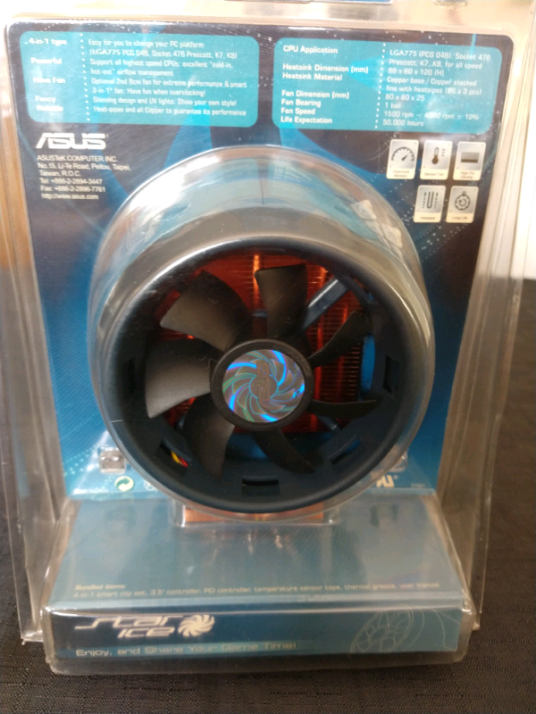 Asus Fan control unit for Gamer PC | in Lurgan, County Armagh | Gumtree