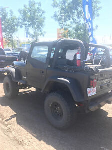 1990 Jeep YJ PRICE REDUCED