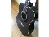 Acoustic guitar - £20
