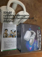 Electronic spa, Cylinder massager, ultrasonic massager(All new