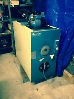 GRIMSBY OIL FURNACE / USED OIL TANKS