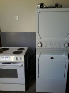 stove/ washer and dryer starting $40