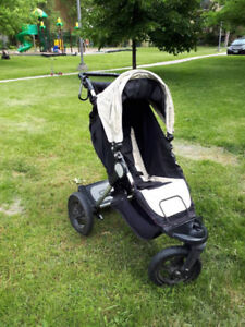 Baby Jogger City Elite with Glider