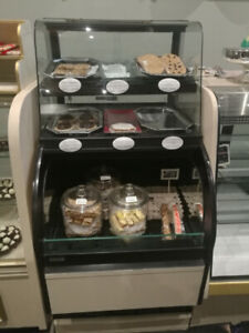 GRAB AND GO STYLE OPEN COOLER FOR SALE