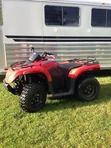 2014 Arctic Cat 400