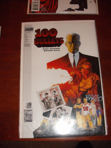 100 Bullets #1 to #100 complete run of comics