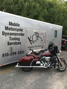 KOWALTY ONE RACING INC. Mobile dynamometer tuning service.