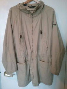 Vintage Polo Ralph Lauren Raincoat Safari Jacket XL