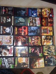 Price reduced DVDs for sale