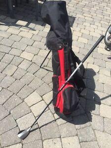 Batons golf enfants- kids golf clubs