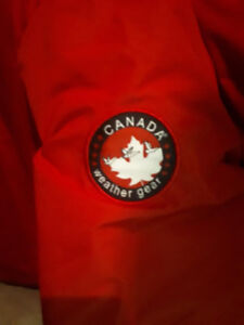 **DEAL ** Brand New Canada weather gear Jacket
