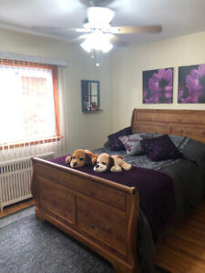 Three bed room (main floor) house for rent