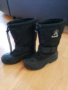 *SOLD PPU* Kamik Winter Boots Men's Sz 7 and Sz 8